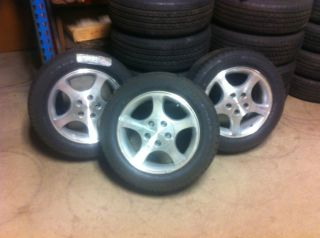 1999 2004 FORD MUSTANG CAR 16 OEM FACTORY WHEELS RIMS TIRES NEW