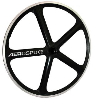 aerospoke 26 front carbon mountain bike wheel time left $