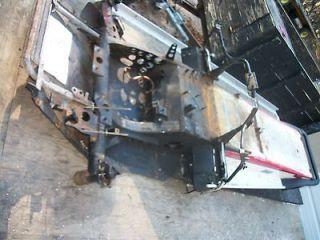1990 Yamaha Phazer 11 II Chassis Frame Snowmobile Bulkhead