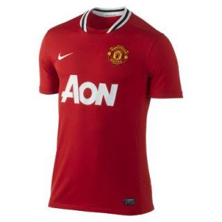 2011/12 Manchester United Official Home Mens Football Shirt
