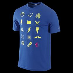 Nike Cruiser Icon DNA Mens Running T Shirt