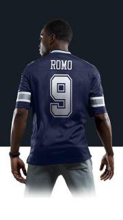 Tony Romo Mens Football Away Limited Jersey 479174_419_B_BODY