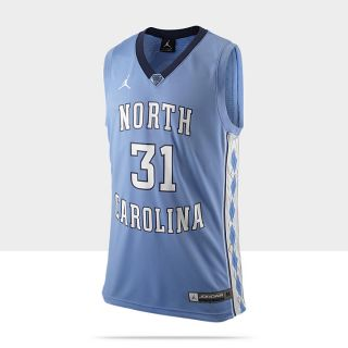 Nike Replica North Carolina Mens Basketball Jersey 509115_448_A