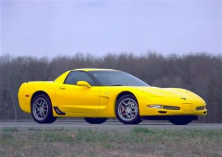 03 04 CHEVROLET Corvette Zo6 Service Repair Manual 2001 2002 2003 2004