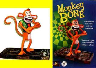 Monkeybone Dark Horse 20th Century Fox Movie Statue