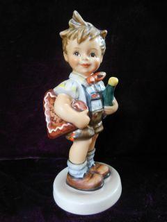 Figurine Valentine Joy 399 TM 6 Club Figure Number 4