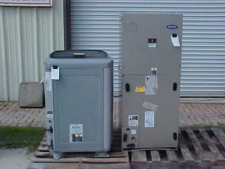 UNIT CARRIER INFINITY 4 TON SPLIT UNIT 410A HEAT PUMP L K 2005