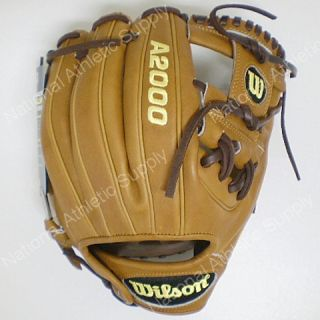 Day Glove Wilson A2000 BBDP15GM Infield Baseball Glove 11 5