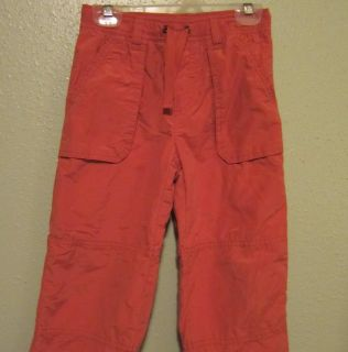 Gymboree Micro fleece Lined Active Pants, Size 5. Very Warm