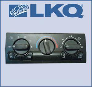 00 01 02 Yukon Tahoe Suburban Climate Heater AC A C Control LKQ Rear
