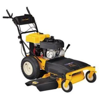 33 Cub Cadet 10.5 HP Briggs Engine Walk Behind Zero Turn Lawn Mower