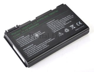 Cell Replacement Battery for Acer Extensa 5630 5635 7220 7620 5230E