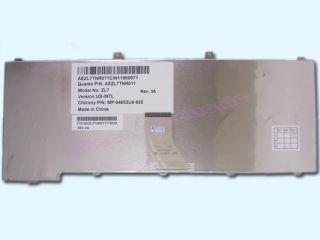 Genuine New Acer Aspire 5620 5670 Laptop US Keyboard