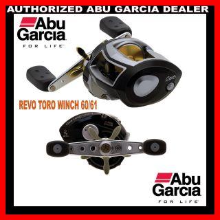 Revo Toro Winch 60 Abu Garcia Ambassadeur Low Profile Baitcasting