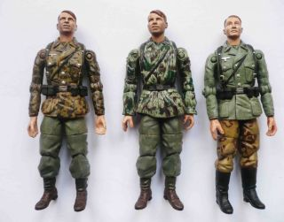 Ultimate Soldier XD 118 German WWII SOLILDER ACTION FIGURE ,RARE
