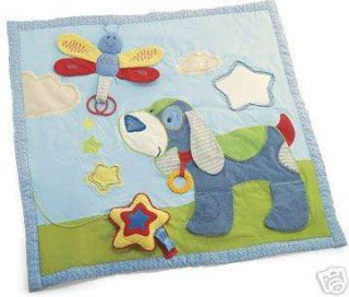 Baby Gund Snoodles Puppy Dog Activity Mat NIP