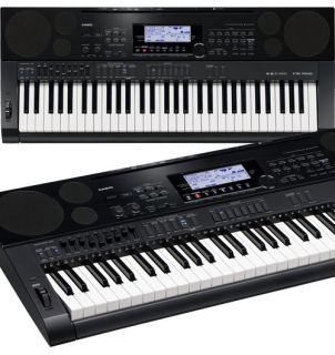 Casio CTK 7000 61 Key Electronic Keyboard Stage Package