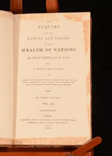Into The Nature and Causes of The Wealth of Nations Adam Smith