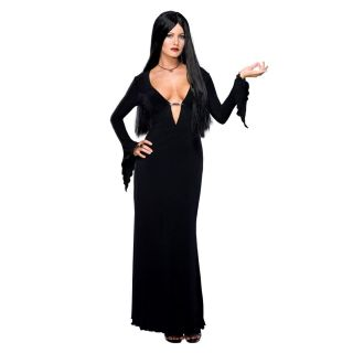 addams family sexy morticia adult costume rubies costumes description