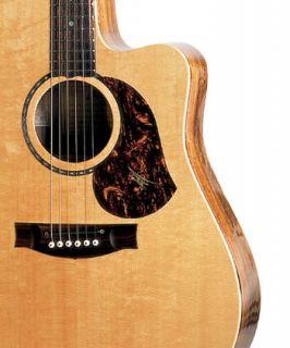 Maton EST65C Acoustic Electric Guitar with Free Maton Case