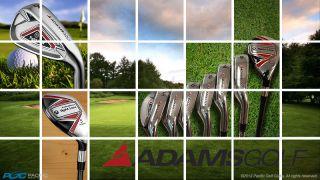 New Adams Tight Lies Men Golf Clubs Hybrid Rescue Iron Set 5 6 7 8 9