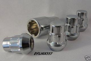 Locking Lug Nuts Wheel Lock Acura MDX NSX RSX SLX TC TL