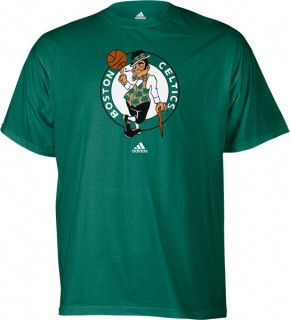 Adidas NBA Boston Celtics Retro Logo Tee XLarge Tshirt