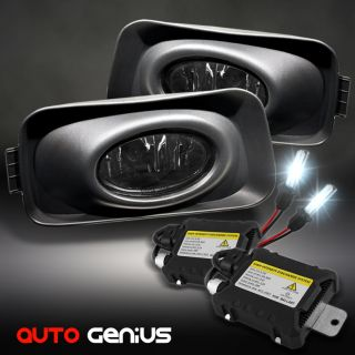 Xenon HID Upgrade 03 06 Acura TSX JDM Smoke Driving Fog Lights
