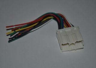 Car Radio Factory Wiring Harness Adapter Metra 70 7001