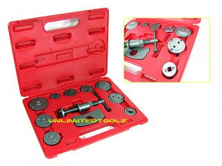 auto 11 pcs disc brake caliper wind back tools kit