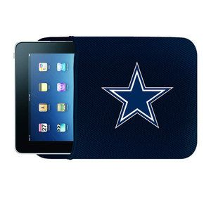 NFL DALLAS COWBOYS IPAD/IPAD 2/NETBOOK/ZOOM PADDED SLEEVE/CASE (NEW