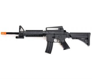 New M4 A1 M16 Tactical Assault Spring Airsoft Rifle Sniper Gun 6mm BB