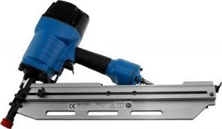 Air Powered 16 Penny FRAMING Nailer Nail Gun Tool Kit