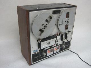 Akai GX 220D Reel to Reel Vintage Tape Recorder Player Glass xTal