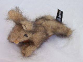 American Kennel Club Stuffed Rabbit Dog Toy Jakks 2009