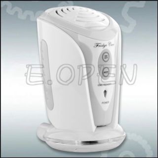 New Ionic Air Purifier Pro Fresh Cleaner Ionizer Fridge