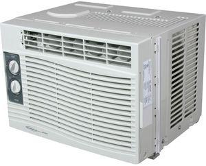5000 BTU A/C Small Window Air Conditioner, Soleus 150 Sq. Ft