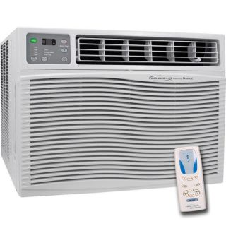 Window Air Conditioner Heater Portable AC Heat Pump Dehumidifier Fan