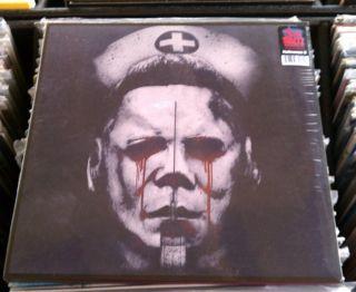 John Carpenter Alan Howarth Halloween II LP Poster Horror Soundtrack
