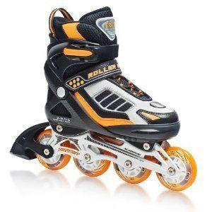 Roller Derby Hornet Pro Adjustable Boys Inline Skates Medium