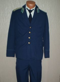 Army Military Parade Uniforms Soviet Air Force Major Officer