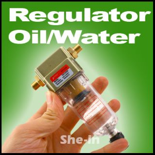 Pro Air Regulator Oil Water Separator Filter Kit New