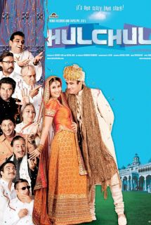 Movie Hulchul DVD Starring Akshaye Khanna Kareena Kapoor Amrish Puri