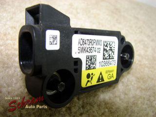 Pontiac G6 Front Impact Air Bag Sensor 05 09