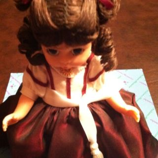 Madame Alexander Scarlett 16654 Doll in Great Condition