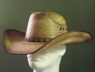 Resistol Jason Aldean Amarillo Sky Palm Cowboy Hat