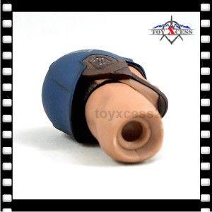 Hot Toys 1/6 CAPTAIN AMERICA Chris Evans HELMETED HEAD SCULPT + NECK