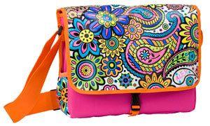 Child Kids Teen Arts and Crafts Design Color Messenger Bag Kit Set