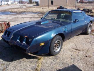 79 Pontiac Firebird Trans Am Parts Car 1979 80 81 78 77 Formula Camaro