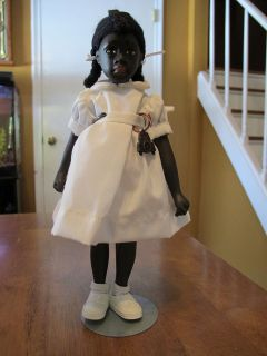 Rockwell Wilma Black African American Integration Doll